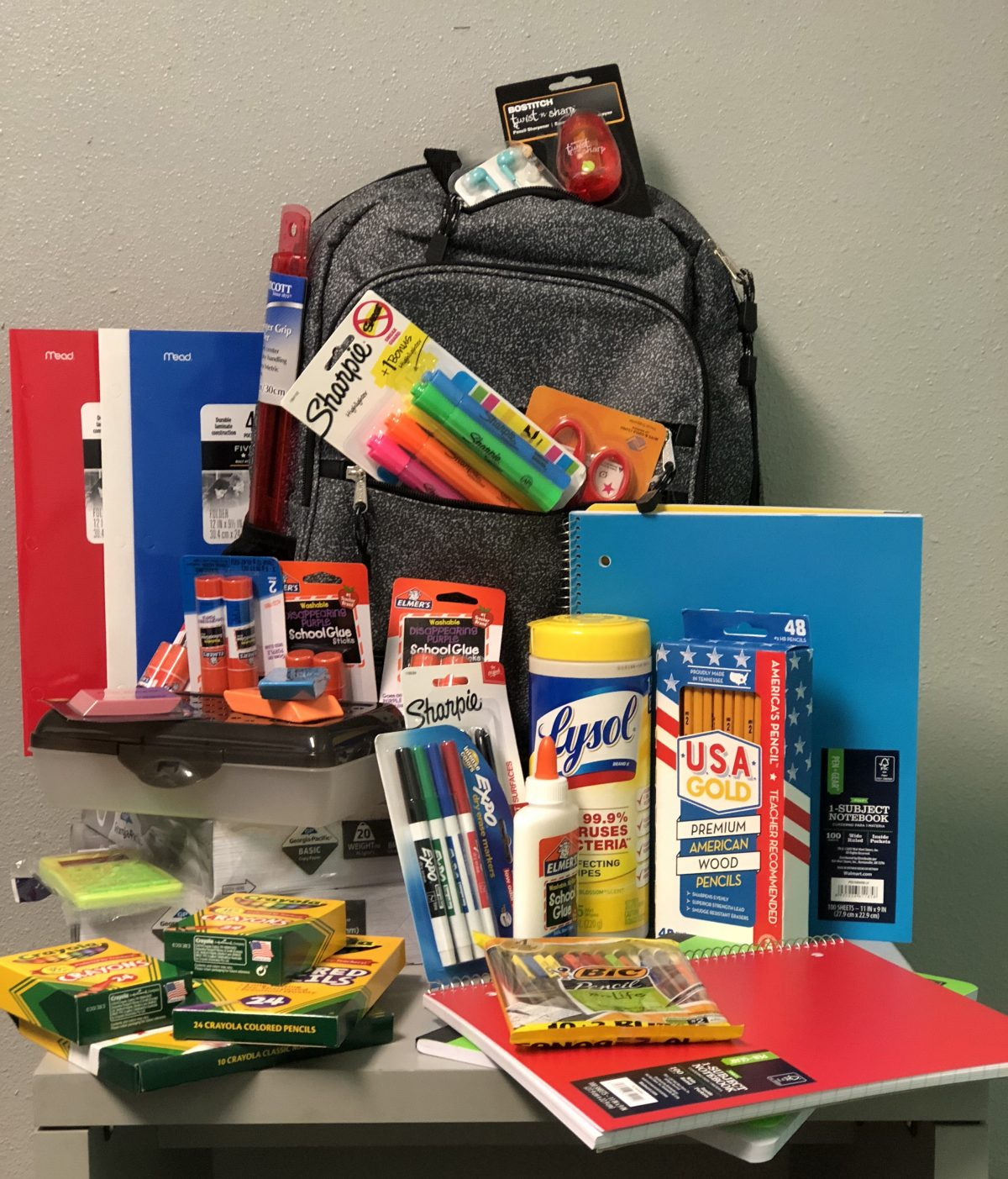 Back to School Give-A-Way